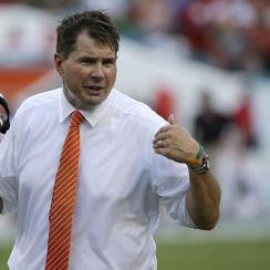 al golden miami football coach fired