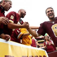 NFL Sour Rankings: Kirk Cousins, Corey Liuget, Cole Beasley top Week 7 oddities