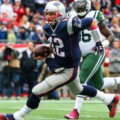 NFL Week 7 stats: Tom Brady ties Bo Jackson; Josh McCown, Ryan Tannehill and more