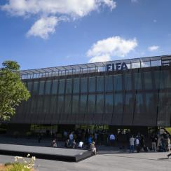 FIFA Headquarters, Zurich