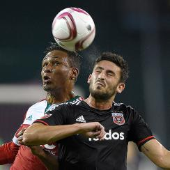 DC United beat New England Revolution