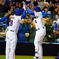Mets win World Series Game 3