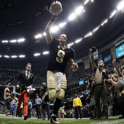 NFL Week 8: Saints beat Giants, Drew Brees ties NFL touchdown record