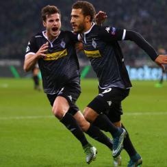 Fabian Johnson scores in the Champions League