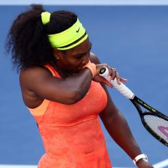 serena williams knee injury update