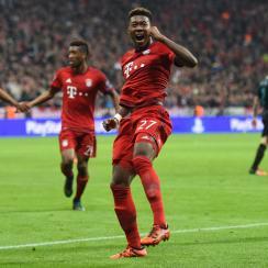 David Alaba, Bayern Munich, Champions League