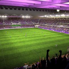 Orlando City new stadium