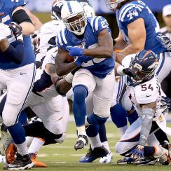 NFL Week 9 Snaps: Colts beat Broncos, more scores, results, analysis
