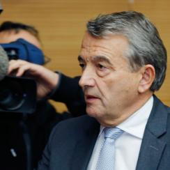 German president Wolfgang Niersbach resigns World Cup 2006 scandal