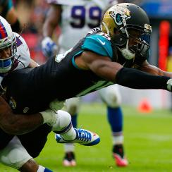 Allen Robinson is a legitimate WR1 for fantasy leagues heading into Week 10