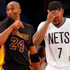 Kobe Bryant, Joe Johnson
