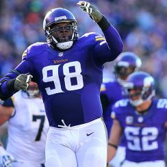 Linval Joseph key part of Minnesota Vikings' rise through NFL