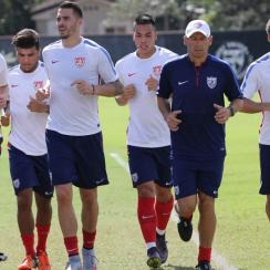 USMNT begins 2018 World Cup qualifying