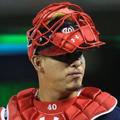 Wilson Ramos, Washington Nationals