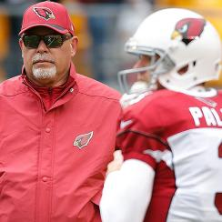 Bruce Arians play-calling has Carson Palmer and Arizona Cardinals offense flying high