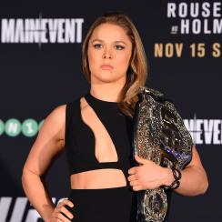 Ronda Rousey discusses life after UFC