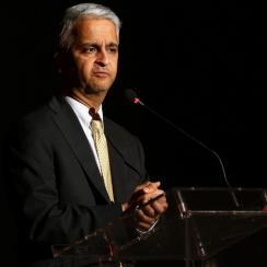 U.S. Soccer president Sunil Gulati