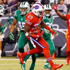 Karlos Williams, LeSean McCoy helped the Bills beat the Jets on Thursday Night Football
