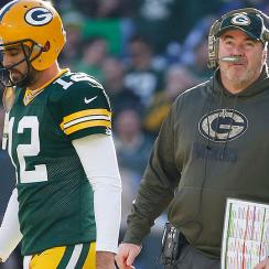 NFL Week 10: Packers lose to Lions at Lambeau Field, Aaron Rodgers struggles