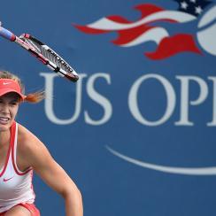 USTA Eugenie Bouchard lawsuit locker room fall US Open