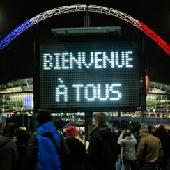 France, England, Wembley Stadium