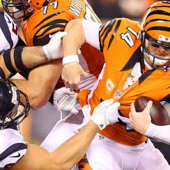 Andy Dalton was awful against the Texans, but there's plenty of blame to go around in Bengals' loss.