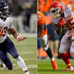 Fantasy Week 11: Charcandrick West, Jeremy Langford value for fantasy football playoff rosters