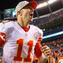 NFL Power Rankings Week 11: Alex Smith, Kansas City Chiefs move into top 10