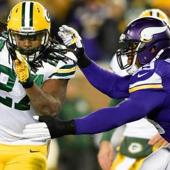 The Vikings missed their chance to really make their mark in the NFC North with a home loss to the Packers in Week 11.
