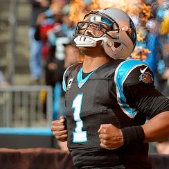 Fantasy Risers and Sliders: Cam Newton now one of top 3 fantasy quarterbacks.