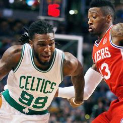 Philadelphia Sixers losing streak Boston Celtics