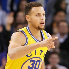 Stephen Curry Golden State Warriors Los Angeles Lakers 16-0