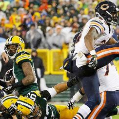 Bears vs. Packers