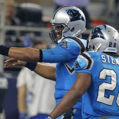 cam newton touchdown dance celebration video