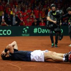 davis cup andy murray great britain first win since 1936