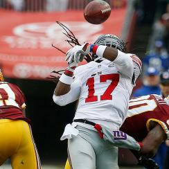 NFL Week 12 Snap Judgments: Redskins, Giants stars of mediocre NFC East race