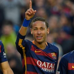 Barcelona, Brazil star Neymar