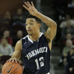 Justin Robinson has averaged 24.8 points this season for the Hawks.