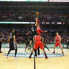 NBA Mexico City