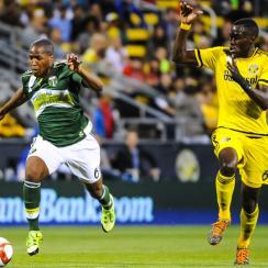 Portland Timbers, Columbus Crew, MLS Cup