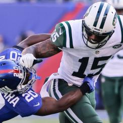 new york jets brandon marshall 1000 yard season record