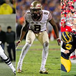 2016 NFL draft big board: Top 40 prospect rankings lead with Joey Bosa, Jalen Ramsey