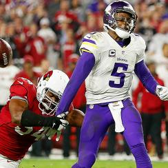 NFL Week 14: Teddy Bridgewater and the Vikings came up short against the red-hot Cardinals