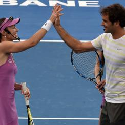 Roger Federer to partner with Martina Hingis in Rio Olympics
