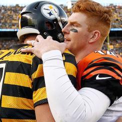 NFL Week 14 picks: Steelers vs. Bengals, Eagles vs. Bills, Patriots vs. Texans
