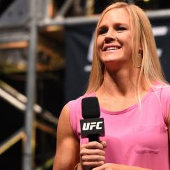 ronda rousey holly holm rematch date july