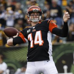 andy dalton cincinnati bengals thumb injury