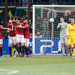 AC Milan, Arsenal 2011-2012 Champions League