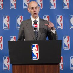commissioner adam silver si podcast interview