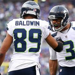 Fantasy Fact or Fiction: Doug Baldwin, Russell Wilson